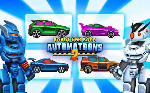 Automatrons 2: Robot Car Transformation Race Game 3.41 screenshots 1