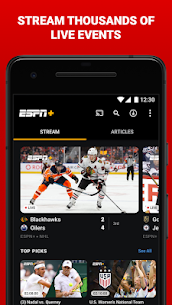 espn app For Pc 2020   Free Download (Windows 7, 8, 10 And Mac) 3