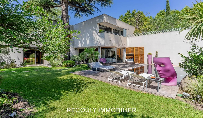 Villa avec jardin et terrasse Marseille 9ème