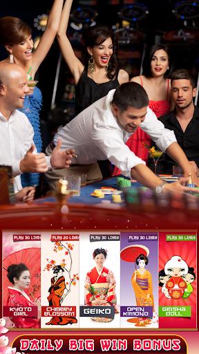 Geisha Ninja Slots Free Pokies  screenshots {n} 5