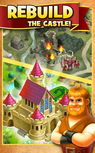 Robin Hood Legends u2013 A Merge 3 Puzzle Game 2.0.2 screenshots 4