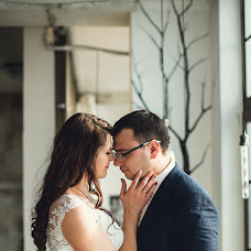 Wedding photographer Olya Repka (repka). Photo of 31.01.2018