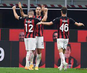 🎥 Zlatan manque (encore) un penalty, puis évite à Milan sa première défaite de la saison