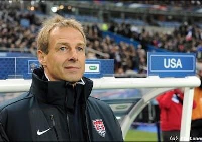 """Klinsmann: """"On a mis un pied en huitièmes, il faut mettre le deuxième"""""""