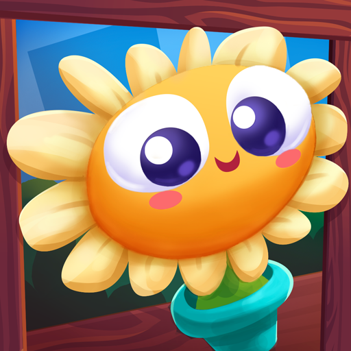 Merge Garden - Idle Evolution Clicker Tycoon Game Icon