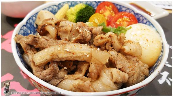 一碗丼飯.吃出了美味、飽足兩大重點.肉慾滿足你對肉的慾望