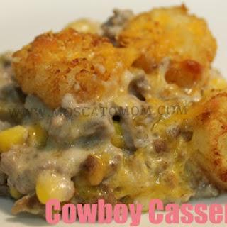 Cowboy Casserole.
