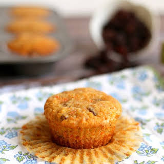 Best Ever Morning Glory Muffins.
