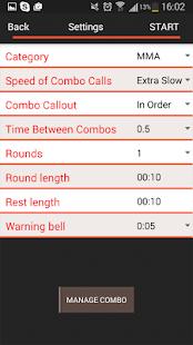 Combat Coach - náhled