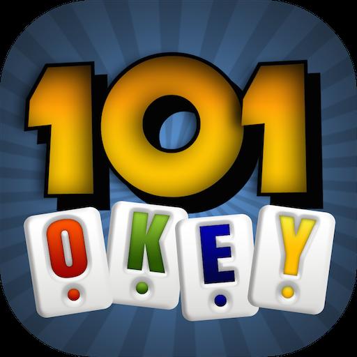 101 Okey - İnternetsiz 棋類遊戲 App LOGO-APP開箱王