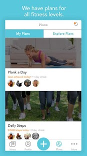 EveryMove: Fitness Plans- screenshot thumbnail