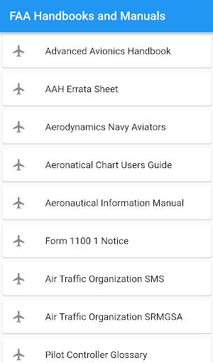 PC u7528 FAA Handbooks and Manuals 2