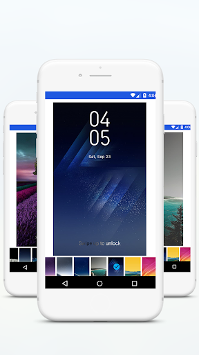 Lock screen for  Galaxy S8 edge 14.0.3001 screenshots 3