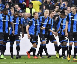 Le FC Bruges enregistre deux retours dans son effectif