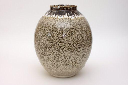 Albert Montserrat Porcelain Jar 02