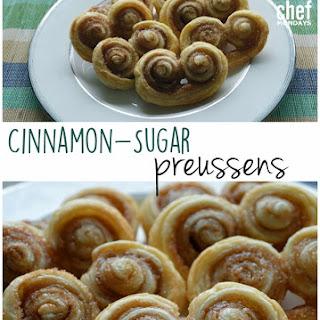 Cinnamon Sugar Desserts Recipes.