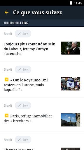 Le Monde, l'info en continu screenshot 5