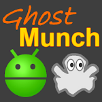 Ghost Munch Android Icon