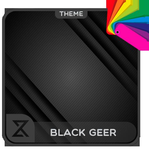 Theme XPERIEN™ - Black Geer