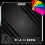 Theme XPERIEN™ - Black Geer Icon