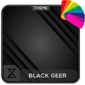 Theme XPERIEN™ - Black Geer