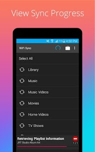 iSyncr: iTunes to Android Apk 4