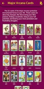 Mysterious Tarot – Free, Audible Tarot Reading App 5