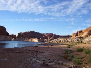 Photo: Escalante Arm beach campsite