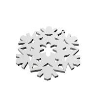 Christmas Snowflake Ornament_2