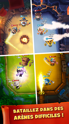Smashing Four  screenshots 2