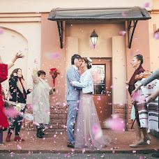 Wedding photographer Natashka Prudkaya (ribkinphoto). Photo of 15.11.2017
