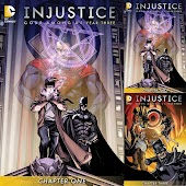 Injustice: Gods Among Us: Year Three (2014)