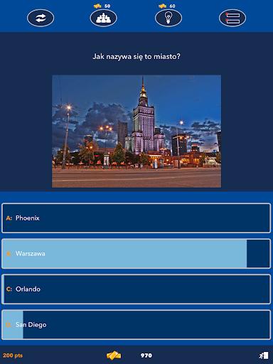 Super Quiz - Wiedzy Ogu00f3lnej Polskie android2mod screenshots 14