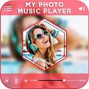 My Photo On Music Player : MP3 Player APK