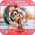 My Photo On Music Player : MP3 Player