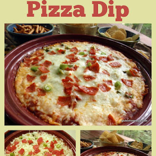 Naturally Gluten-Free Pizza Dip