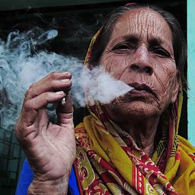 by Debashis Dey - People Portraits of Women