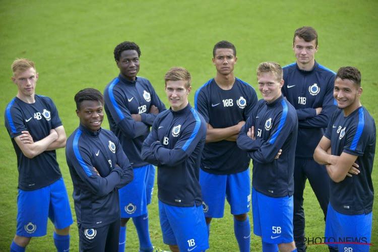 Anderlecht op kop in beloftencompetitie, maar Club Brugge wordt tot kampioen uitgeroepen
