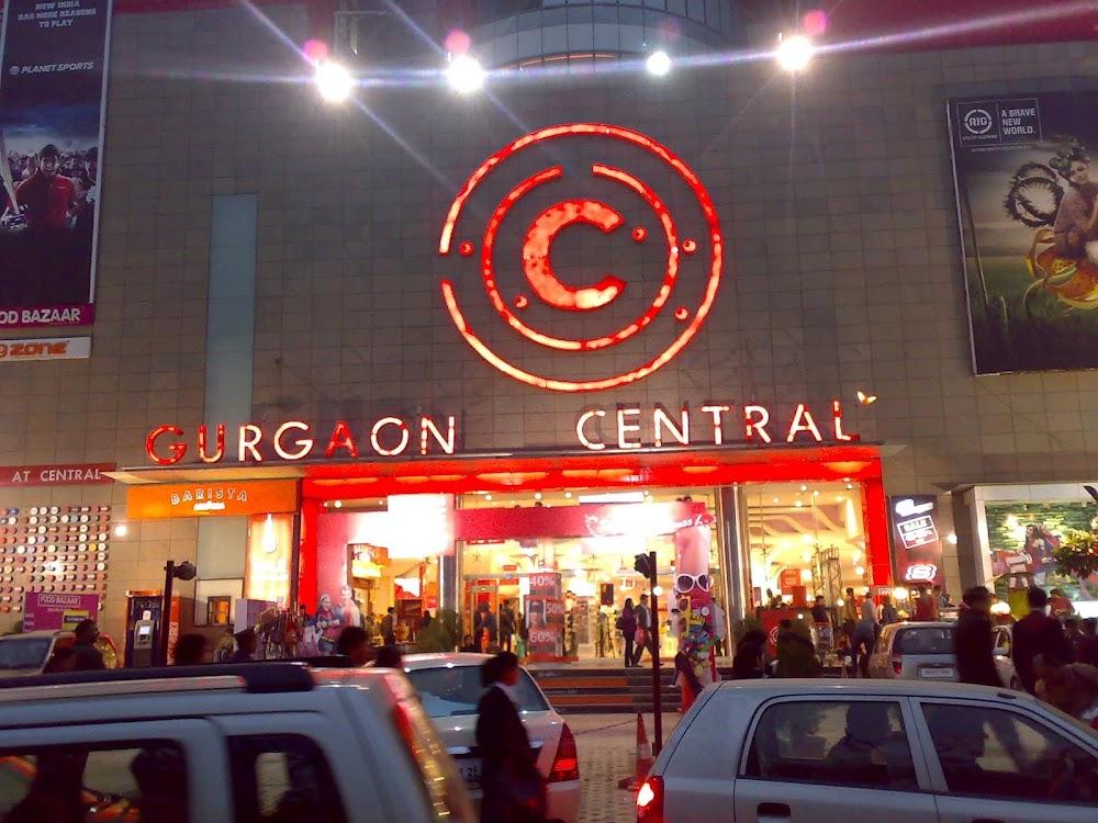 Gurgaon_Central_Christmas