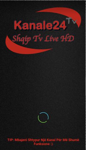 Kanale24 Tv - Shiko TV Shqip for PC