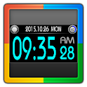 Rainbow Alarm Clock (Free) icon