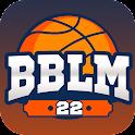 Basketball Legacy Manager 22 - Franchise mode icon