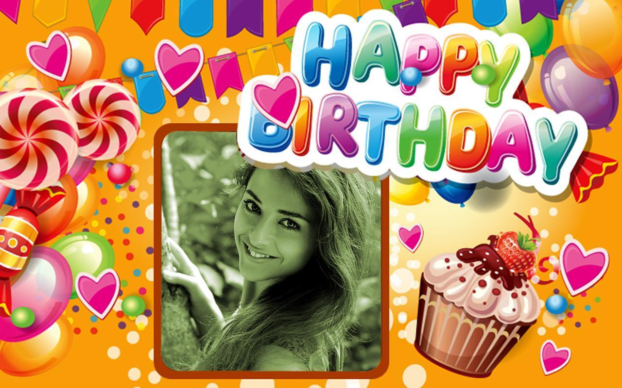 Happy Birthday Frame Collage Android Apps on Google Play – Online Photo Editor-birthday Card