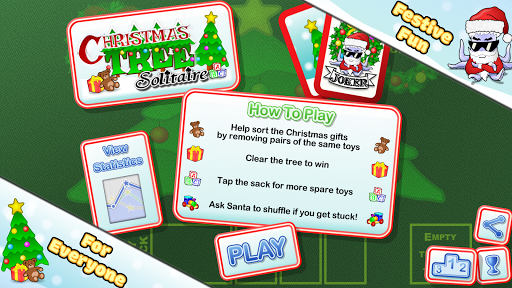 Christmas Tree Solitaire 1.05 screenshots 4