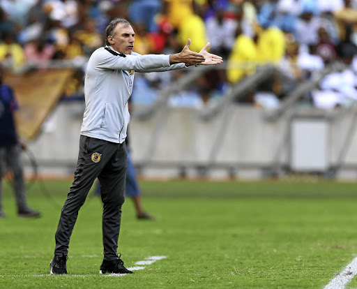 Chiefs coach Giovanni Solinas is not afraid of any team.