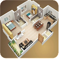 3D house plan designs by Sitd212 APK