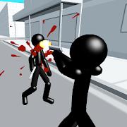 مطلق النار Stickman في دينة 3D