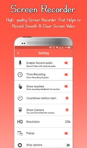 Screen Recorder – Audio,Record,Capture,Edit App Latest Version  Download For Android 4