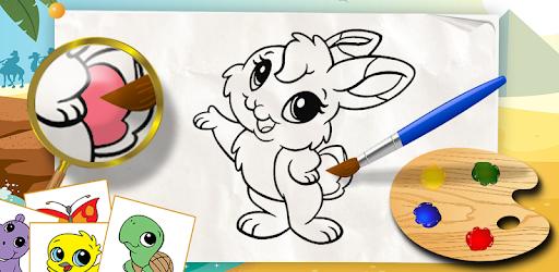 Oyun Hayvanları Boyama Google Playde Uygulamalar