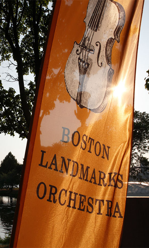 Boston Landmarks Orchestra- screenshot